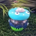 Boite à dent souris Turquoise