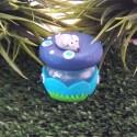 Boite à dent Souris bleue